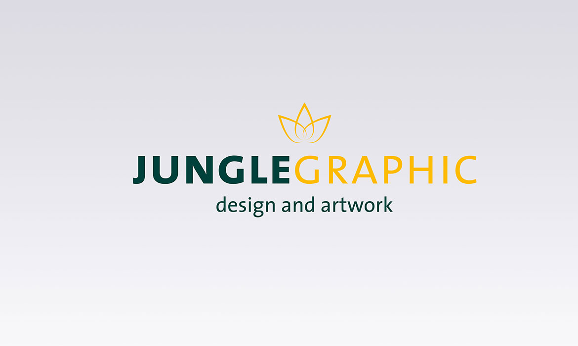 Corporate Design Jungle Graphic