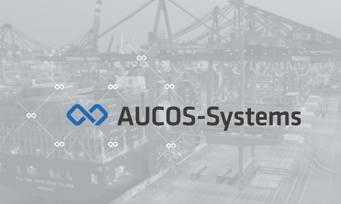 AUCOS System Logo Design Jungle Graphic