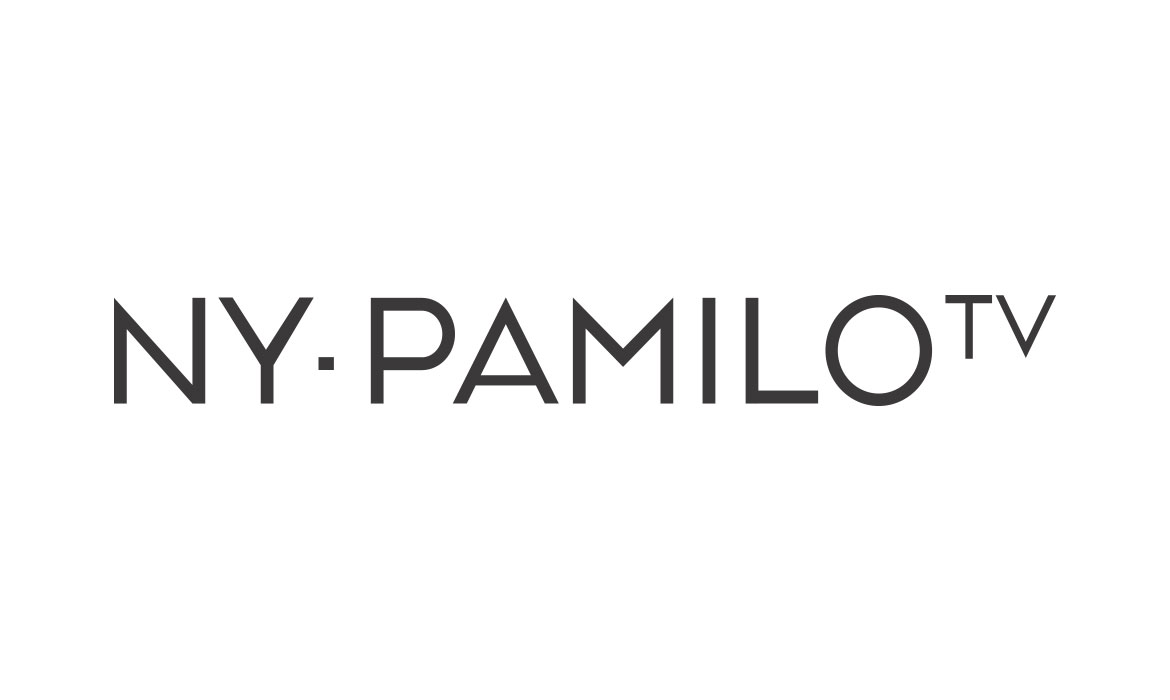 NY-PAMILO TV Log design Jungle Graphic